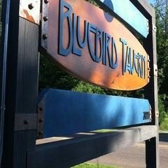 Photo taken at Bluebird Tavern by Dan S. on 7/15/2011