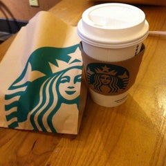Photo taken at Starbucks by Viktor Y. on 3/17/2012