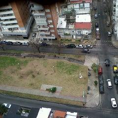 Photo taken at Boulevard García del Río by Marina R. on 7/1/2012