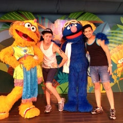 Photo taken at Sesame Street Safari Of Fun by Justin on 6/10/2012