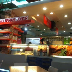 Photo taken at RASA Food Arena by 🌅👑🉐💱✊✨㊙Rosli M. on 4/22/2012