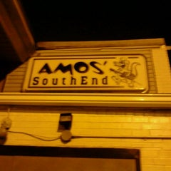 Photo taken at Amos' Southend by Connor S. on 1/21/2012