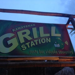 Photo taken at Kawayanan Grill by Karla M. on 8/28/2012