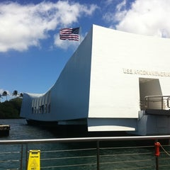 Photo taken at USS Arizona Memorial by Laura C. on 8/17/2011