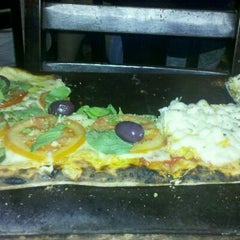 Photo taken at Candeeiro Pizza & Crepe by Marina V. on 11/6/2011