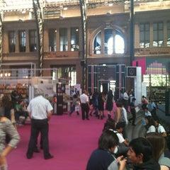 Photo taken at Feria del Libro by José C. on 11/10/2011
