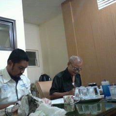 Photo taken at PT DASP by Susilo Bukan Y. on 3/17/2012