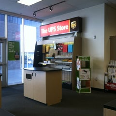 Photo taken at The UPS Store by Chasce E. on 3/22/2012