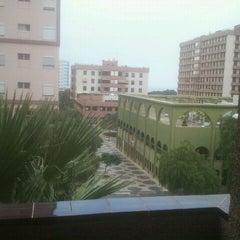 Photo taken at Residencial Anaga by iñ r. on 10/27/2011