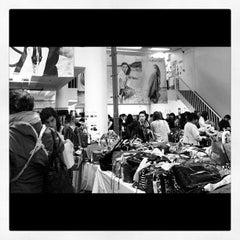 Photo taken at Rebecca Minkoff Sample Sale by Dara E. on 5/10/2012