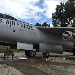 Photo taken at Mighty 8th Airforce Museum by Pat K. on 8/6/2012