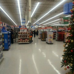 Photo taken at Walmart Supercenter by A_Be@utiful_Mess on 12/5/2011