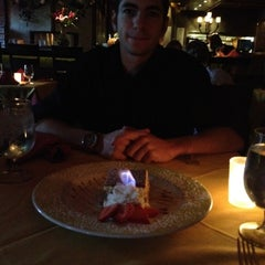 Photo taken at Marcellino Ristorante by Alexandria M. on 7/1/2012
