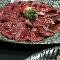 Photo taken at Ajisai Sushi Bar by Stephanie L. on 1/23/2011