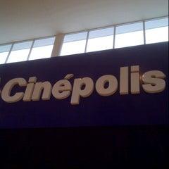 Photo taken at Cinépolis by Monty F. on 7/18/2012