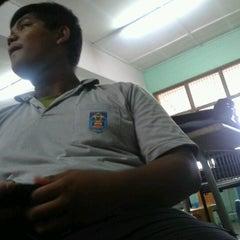 Photo taken at SMK Jalan 3 Bandar Baru Bangi by Faiz J. on 9/8/2012