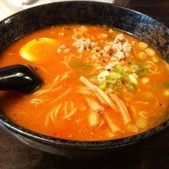 Photo taken at Ramen Takumi by Sherry T. on 8/4/2012