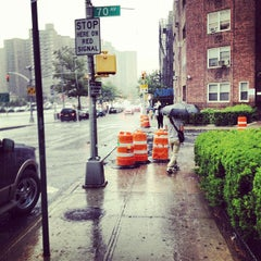 Photo taken at Queens Blvd by Rob on 6/25/2012