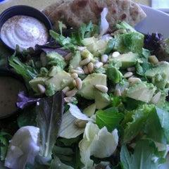 Photo taken at Daphne's California Greek by Vida D. on 10/21/2011