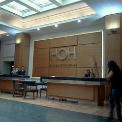 Photo taken at Hotel O'Higgins by Johnny T. on 12/19/2011