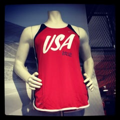 Photo taken at Nike Outlet Store by Kate R. on 8/7/2012