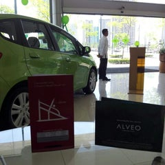Photo taken at Honda Cars Global City by Jap T. on 4/21/2012