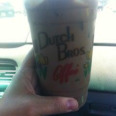 Photo taken at Dutch Bros. Coffee by Michelle W. on 7/1/2012