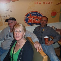 Photo taken at Jersey Mike's Subs by DakotaPuma M. on 8/8/2011