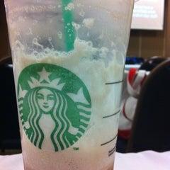 Photo taken at Starbucks by Layne W. on 9/13/2011
