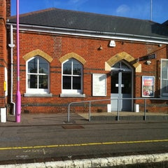 Photo taken at West Horndon Railway Station (WHR) by Zen G. on 9/22/2011