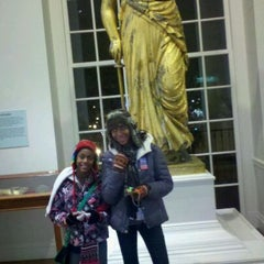 Photo taken at Connecticut's Old State House by Chris B. on 12/31/2011
