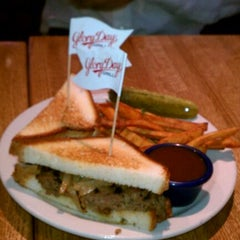 Photo taken at Glory Days Grill by David S. on 11/2/2011