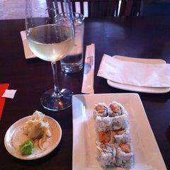 Photo taken at KUMA Sushi by Susan B. on 11/30/2011