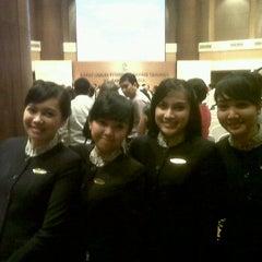 Photo taken at Auditorium Bank Mega Lt.3 by elok l. on 3/29/2012