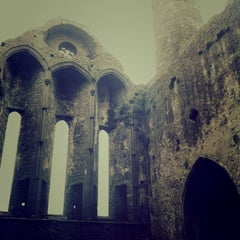Photo taken at Rock of Cashel by Kibbs on 9/12/2012