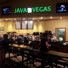 Photo taken at Java Vegas by Joseph D. on 6/25/2012