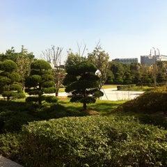 Photo taken at 건국대학교 (Konkuk University) by Young Oh B. on 9/6/2011