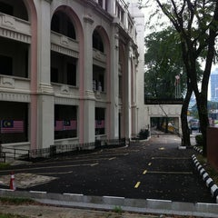 Photo taken at Mahkamah Syariah WP Kuala Lumpur by Errwan M. on 9/11/2011