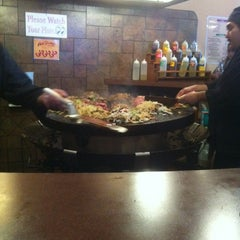 Photo taken at Khan's Grill by Mark G. on 6/13/2012