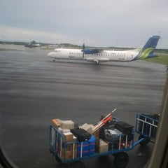 Photo taken at Juwata International Airport (TRK) by Intan D. on 5/3/2012