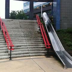 Photo taken at Station Utrecht Overvecht by Johan H. on 8/8/2012
