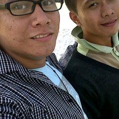 Photo taken at SMA RK Bintang Timur Pematang Siantar by Nico S. on 1/11/2012