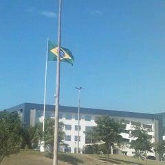 Photo taken at UVV - Universidade Vila Velha by Mariana C. on 5/24/2012