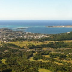 Photo taken at Nuʻuanu Pali Lookout by Kathy S. on 5/16/2012
