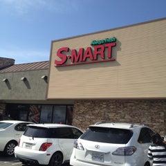 Photo taken at S-Mart by John E. on 4/8/2012