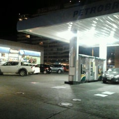 Photo taken at Petrobras by Andrea G. on 10/2/2011