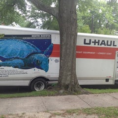 Photo taken at U-Haul at Two Notch Rd by Zain J. on 6/13/2012