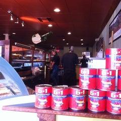 Photo taken at Pizzeria Venti by Chris B. on 3/9/2011