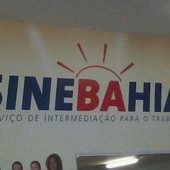 Photo taken at Sine Bahia by Alvaro B. on 10/10/2011
