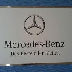 Photo taken at Mercedes-Benz by John B. on 9/28/2011